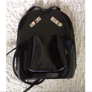 Patent Beigo Mini backpack